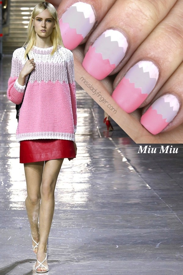 Miss Lady Finger shares just some of her top manicure muses.