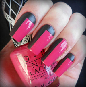 Gwen Stefani by OPI Nail How-to