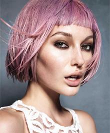 Photographer: Jack Eames; Hairstylist: Karine Jackson; Makeup Artist: Maddie Austin: Fashion Stylist: Claire Frith; Color Brand: Organic Colour Systems