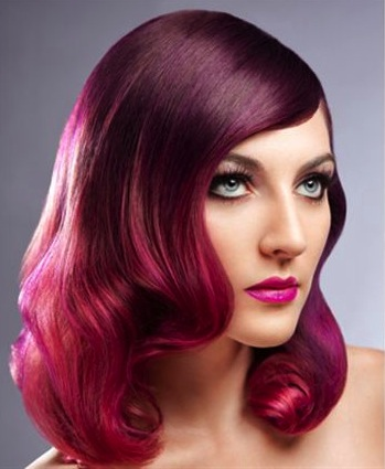 Wild Orchid Ombre