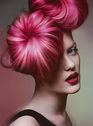 Don`t Try this at Home: Our Top Creative Color Looks