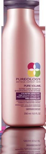 Pure Volume Extra-Care Shampoo