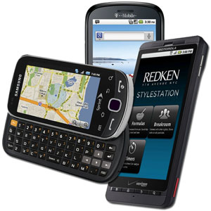 Redken: 25,000 Android Smartphone Giveaway