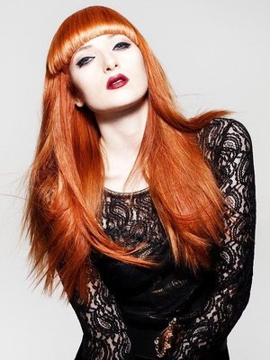 Autumn Glow: Heat Up Your Hair Color