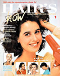 1 HOT by Hair's How Magazine issue