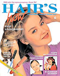 6 HOT by Hair's How Magazine issue