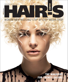 HOT by Hair's How Magazine, September/October 2006 issue - look inside